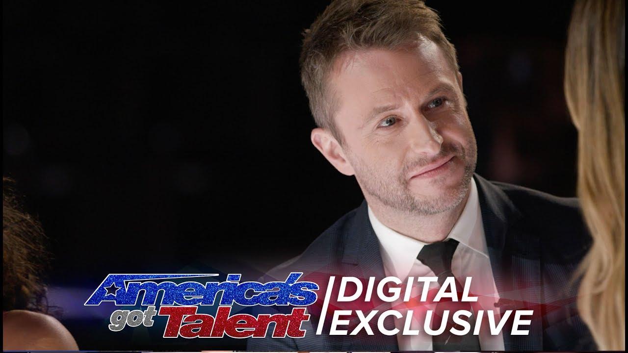 Americas got talent 2017 guest judges - Chris Hardwick Joins Agt As Special Guest Judge America S Got Talent 2017 Extra