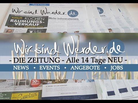 Wir sind Werder - Die Zeitung - alle 14 Tage