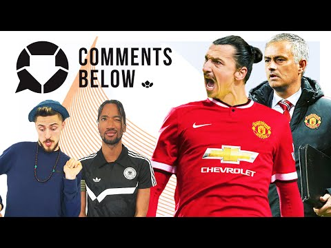 Zlatan to join Mourinho at Man United!   Comments Below