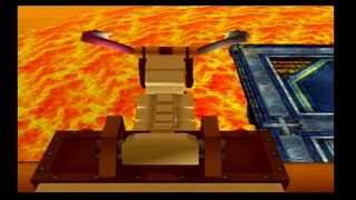 Mega Man X7 - Flame Hyenard