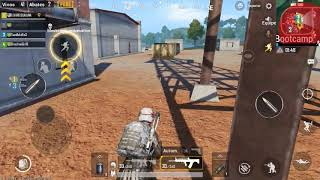 Pubg mobile iPhone 6s Plus Squad Gameplay HD 1 Place