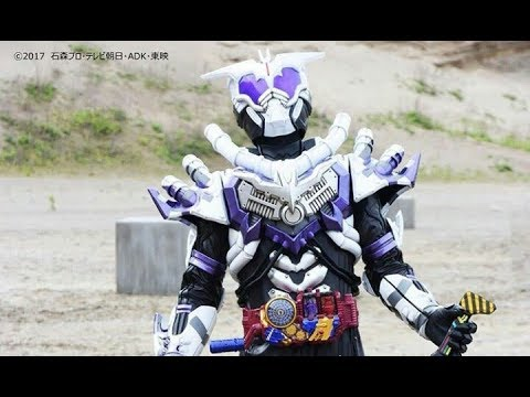Kamen Rider Build Episode 38 Who Is Mad Rogue Image