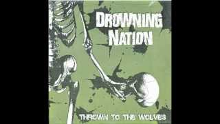 DROWNING NATION - Thrown to the Wolves EP