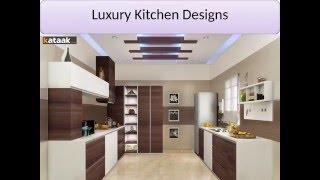 Modular Kitchen Decorating Ideas - Kitchen Cabinet Designs Online India