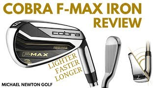 Cobra F-Max Iron Review