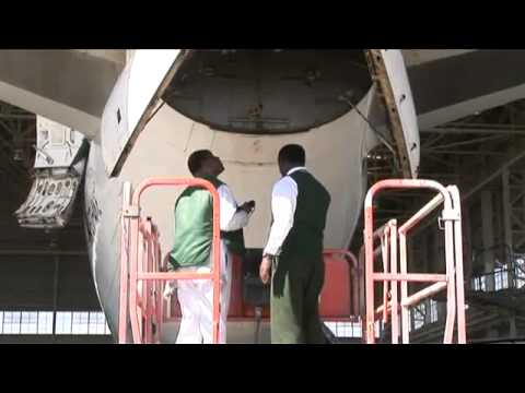 Ethiopian Airline, providing pilot training & maintenance services to Africa & Middle East