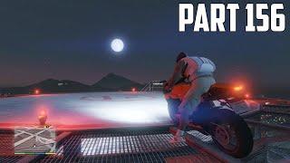 Grand Theft Auto V - 100% Walkthrough Part 156 [PS4] – Parachute Jump: Bank Bailout