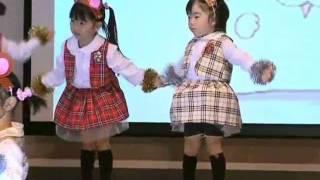 田上幼稚園 2010おゆうぎかい 午前⑩ 18.ミニハムずのあいのうた(すみれ)...