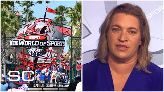 Download lagu How would the NBA season play out at Disney? | SportsCenter
