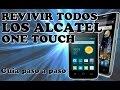 Revive todos los Alcatel One Touch con esta guía paso a paso.