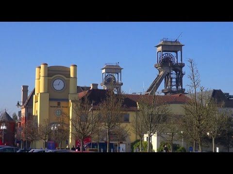Maasmechelen Village Designer Outlet Shopping in Belgium HD