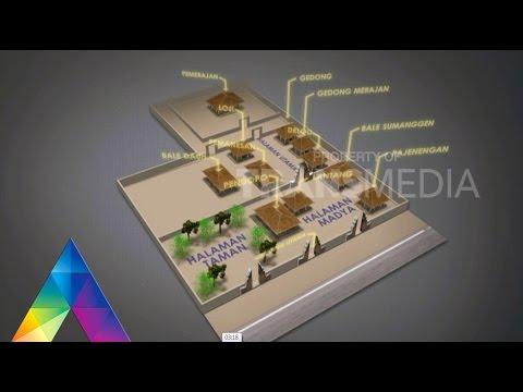 TITIK PERADABAN - KEKAYAAN RAGAM ARSITEKTUR BALI DWIPA 3-2