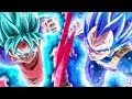 VEGETA AND GOKU LIMIT BREAKER AMV light em up radioactive