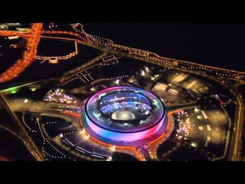 Opening Ceremony of  European Games Baku 2015