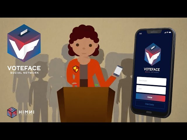 HIMNI | VoteFace: independence at your fingertips