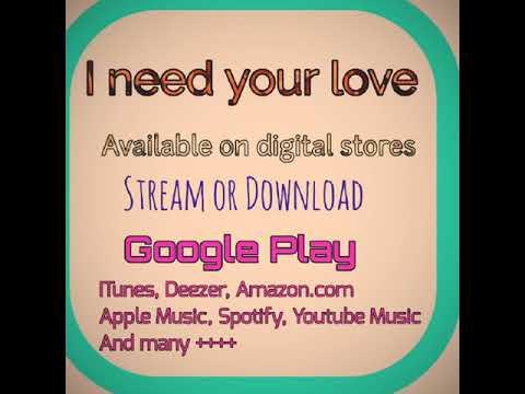I Need Your Love - David Smyle
