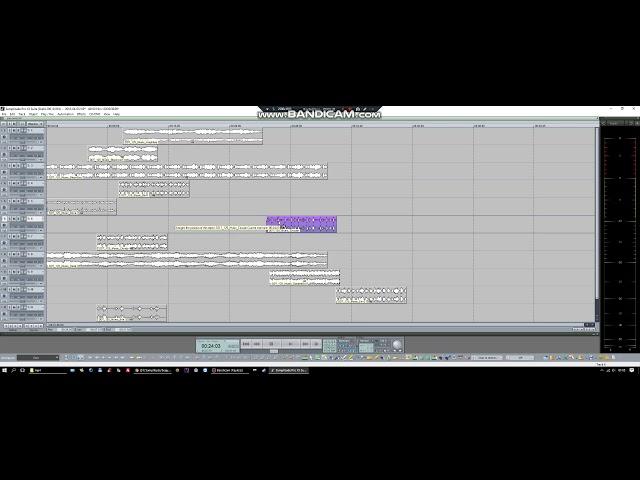 Samplitude/Sequoia Link All Tracks