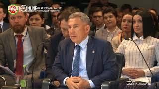 Минниханов заявил о готовности обратиться к Медведеву для защиты интересов организаторов техосмотра