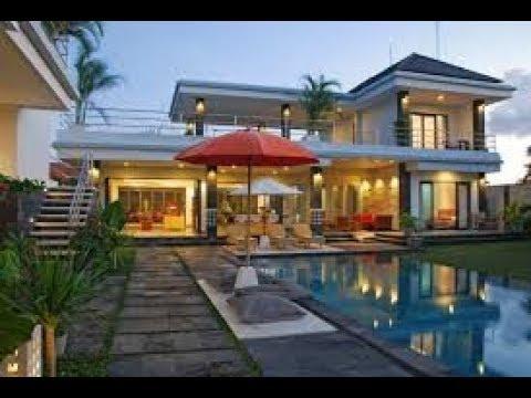 Desain Rumah Style Bali Moderen YouTube