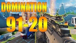 "COD BLACK OPS 3 ""91-20 NUKETOWN DOMINATION PC GAMEPLAY"" 1080P HD!"