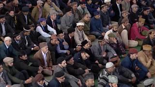 HD Freitagsansprache 10.11.2017 – Die Etablierung von Wahrheit und Gerechtigkeit