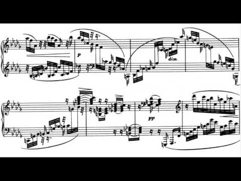 Johannes Brahms - 3 Intermezzi, Op. 117