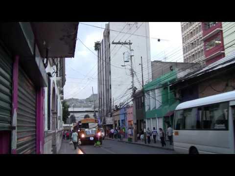 [Honduras] Tegucigalpa; Sightseeing 6/6 (Summer, 2013)