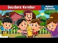 Saudara Kembar | The Twin Sisters Story in Indonesian | Dongeng Bahasa Indonesia