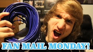 FAN MAIL MONDAY #49 -- 100 FOOT ETHERNET!