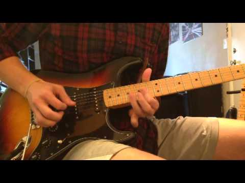 Vultures Lesson - Solo/Pedals/Tone