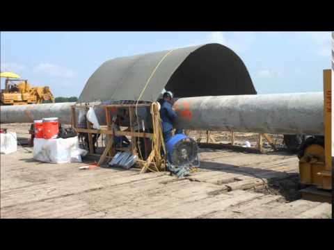 MPG Pipeline Contractors, LLC Projects