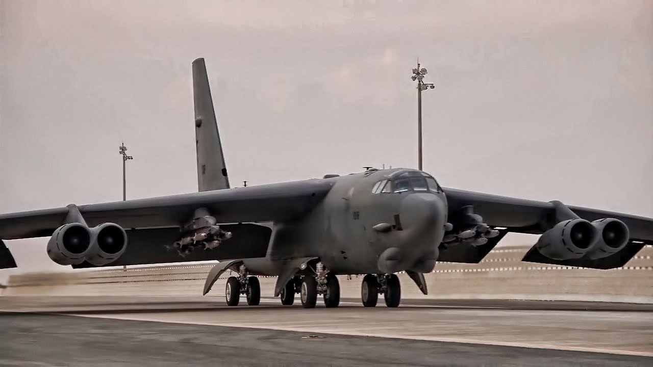 Image result for B-52 Bombers