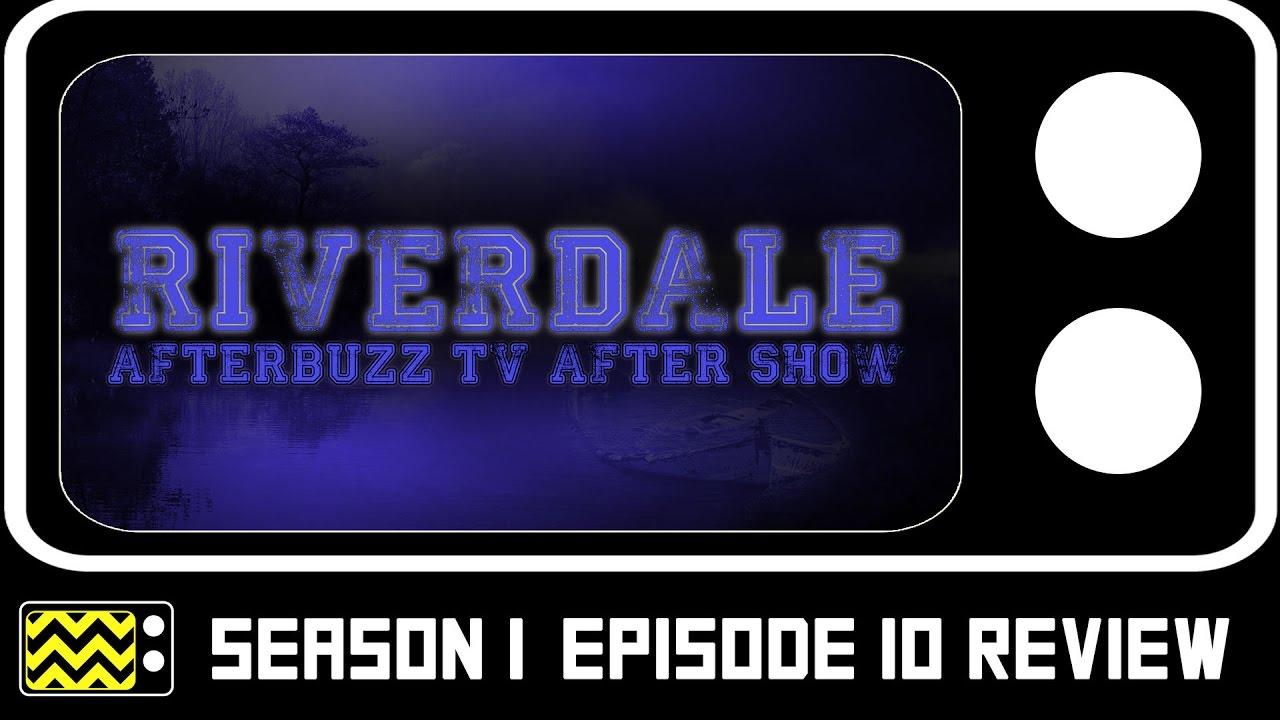 Download Riverdale Season 1 Episode 10 Review w/ Jordan Calloway | AfterBuzz TV