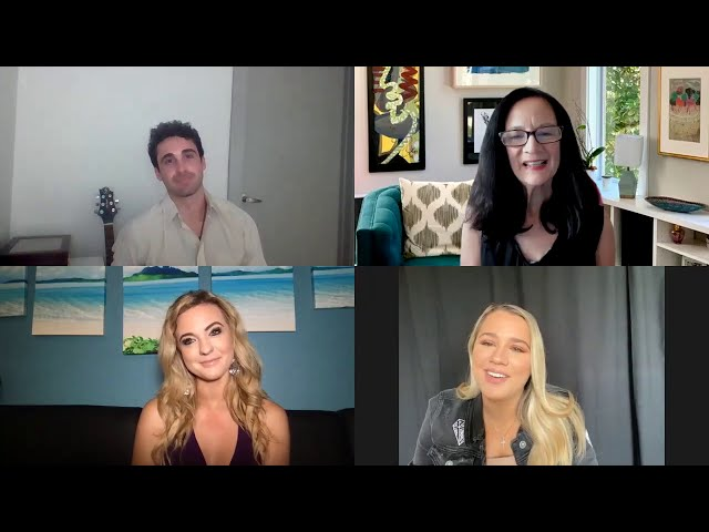 Gabby Barrett – The Good Ones (Cast Interview With Madeline Delp)