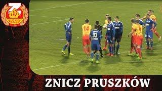 Skrót meczu ZNICZ Pruszków - POGOŃ Siedlce (12.05.2017)