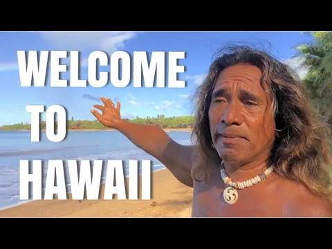 WORLD TRAVEL VLOG: SURFING WITH A LOCAL NATIVE HAWAIIAN (CULTURE & WISDOM OF SURF & HULA)