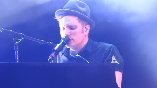 """Fall Out Boy - """"We Are the Champions"""" and """"Save Rock and Roll"""" (Live in Irvine 8-16-14)"""