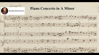 Mendelssohn - Piano Concerto in A Minor {13 year old composer!)