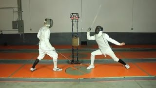 Different Styles Of Fencing : The Sport Of Fencing