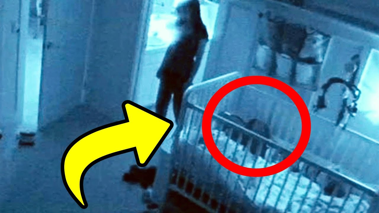 Mom Sets Up Camera To See How Her Baby Got Scratched, Finds Something Much More Terrifying