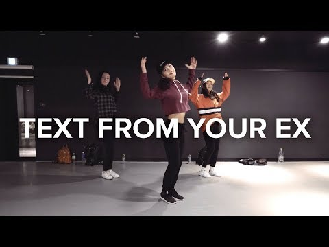Text From Your Ex - Tinie Tempah ft. Tinashe / Beginner's Class