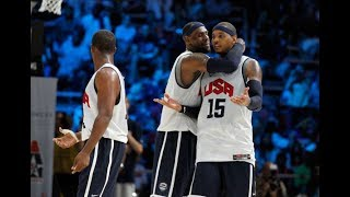 Lebron & The Cavs could be getting PAUL GEORGE, CARMELO & DWAYNE WADE.