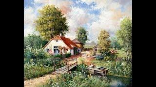 Продаётся дом в селе,деревне/Обзор для наших подписчиков Часть 1