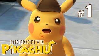 Детектив Пикачу раньше, чем в кино! - Detective Pikachu - #1
