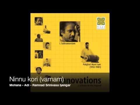 L. Subramaniam - Ninnu kori (varnam) - 15 speeds