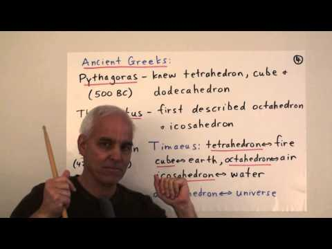 UnivHypGeom47: The remarkable Platonic solids I