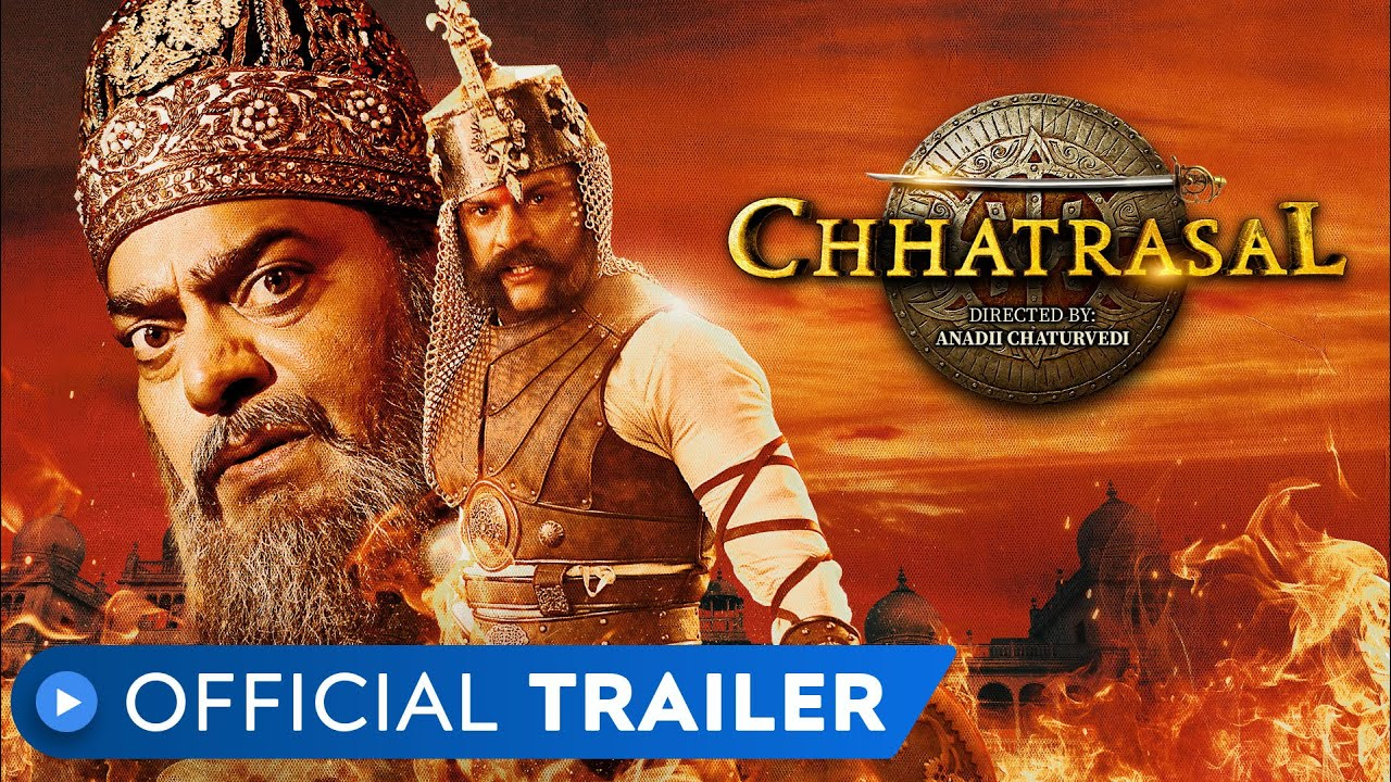 Download Chhatrasal | Official Trailer | Neena Gupta, Ashutosh Rana & Jitin Gulati | MX Player