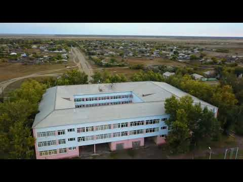 Kazakhstan village