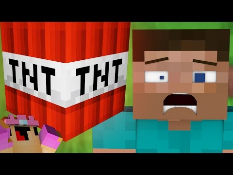 Thumbnail: Why TNT Was Created - Minecraft