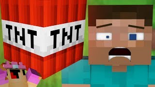 Why TNT Was Created - Minecraft